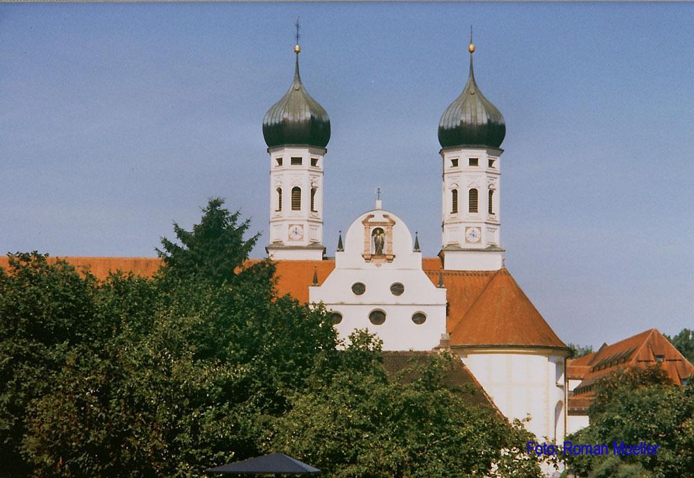 1. Tag: Ausgangsort Kloster Benediktbeuren
