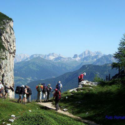 7. Tag: Unterwegs in den Belluneser Bergen