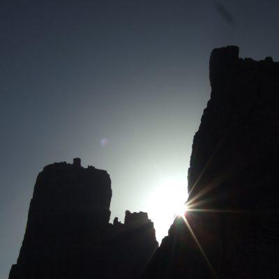 7. Tag: Die Klettertürme Torre Venezia