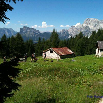 9. Tag: Unterwegs zur Pramperet-Hütte