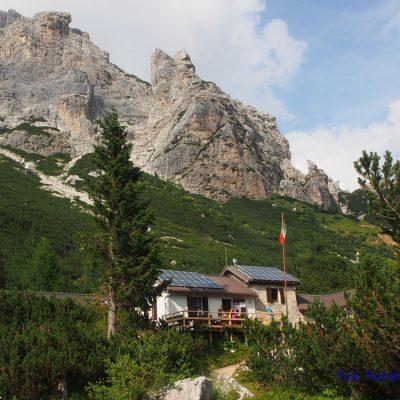 9. Tag: Schöngelegene Pramperet-Hütte