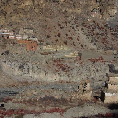 Namgung Dorf und Kloster