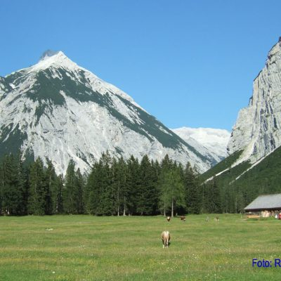 4. Tag: Bergidylle auf der Kastenalm