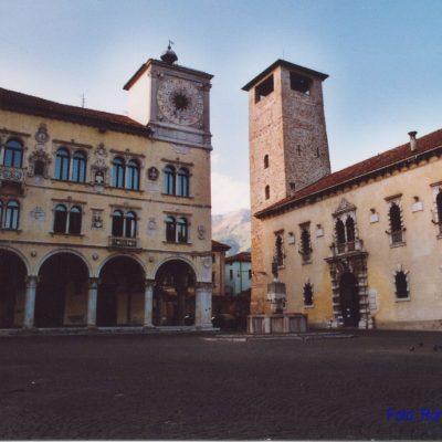 11. Tag: Die Südalpenstadt Belluno
