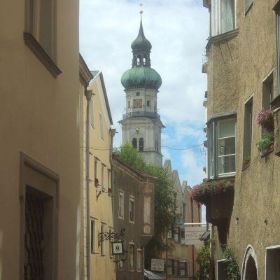 6. Tag: Malerisches Hall in Tirol, die alte Salzstadt