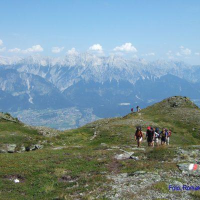 6. Tag: Vom Inntal zur Lizumer Hütte